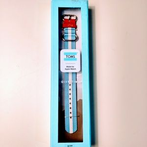 Toms wristband for Apple watch